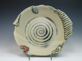 Billy- Contemporary Ceramic Bowl