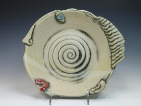 Billy- Contemporary Ceramic Bowl