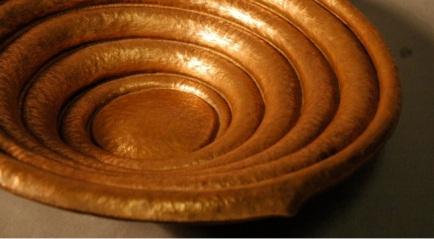 Spiral Bowl Detail